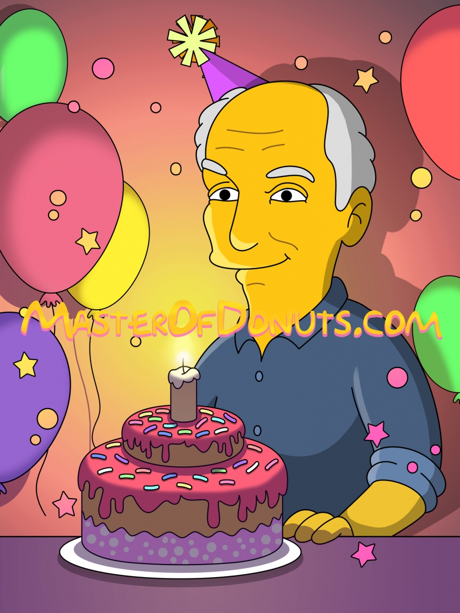 Best Personalized birthday gift in 2020 - a custom yellow caricature
