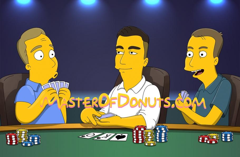 Gambler, Poker Player Gift