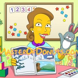 Best Gift for Educator - Custom Cartoon Portrait from Photo