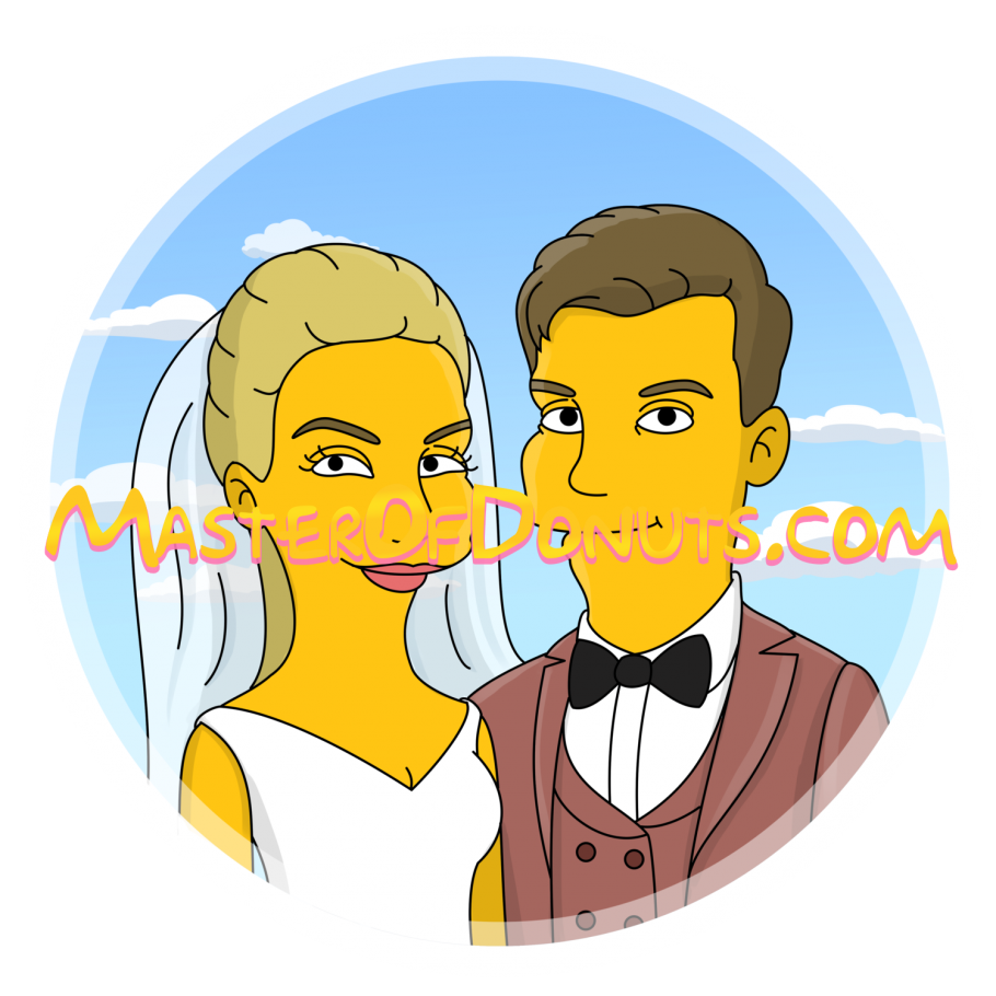 Custom avatar logo - Make a Simpson character from your photo